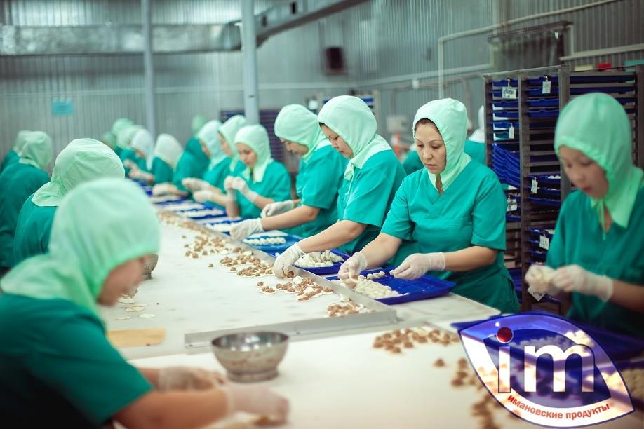 производство пельменей ручной лепки