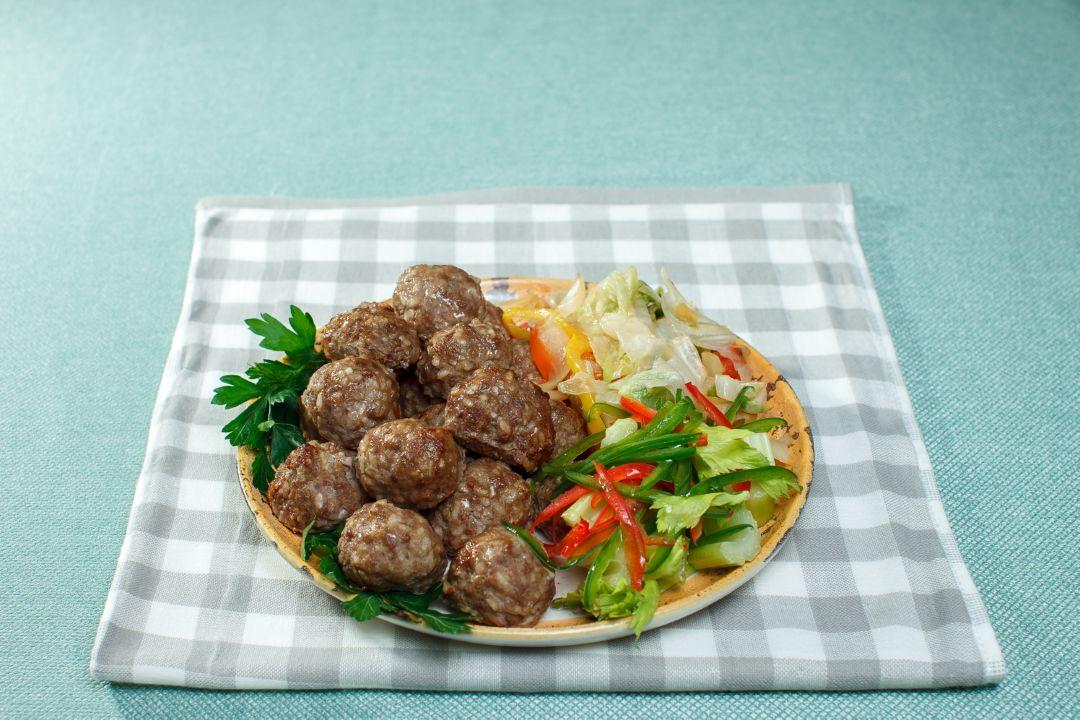 Вкусные натуральные тефтели - Имановские продукты