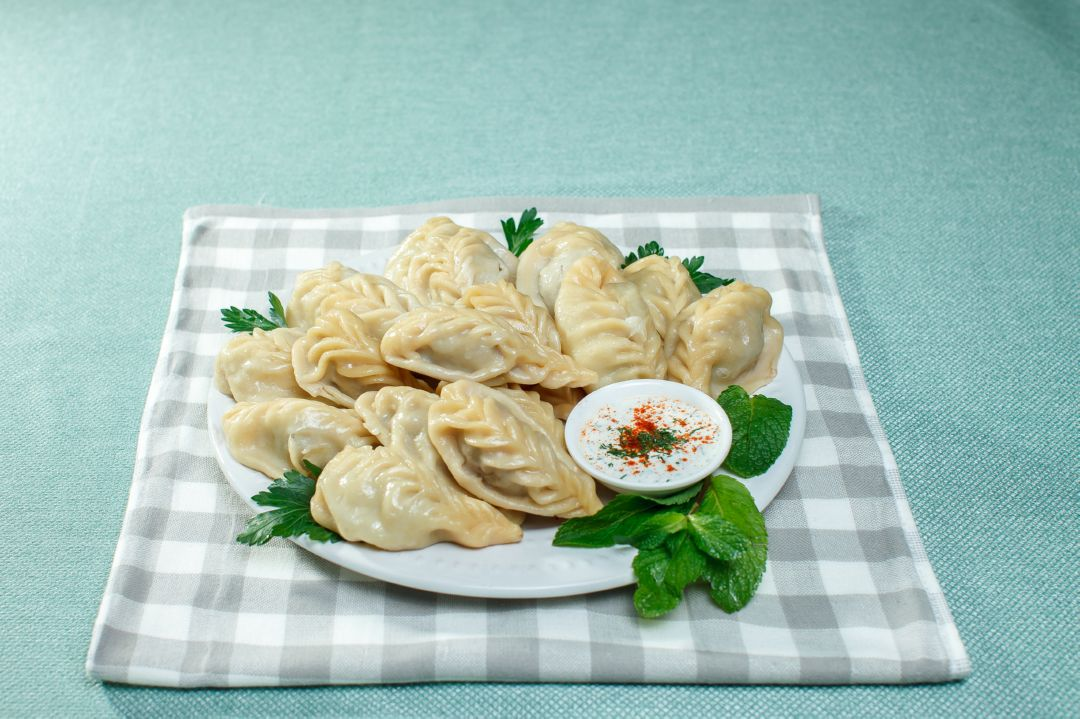 Манты ручной лепки - Имановские продукты