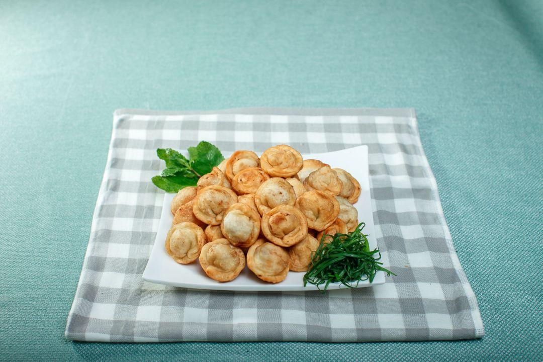 Жаренные пельмени - Имановские продукты